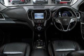 2013 Hyundai Santa Fe DM MY14 Highlander White 6 Speed Sports Automatic Wagon.