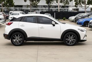 2017 Mazda CX-3 DK2W76 sTouring SKYACTIV-MT White 6 Speed Manual Wagon