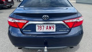 2015 Toyota Camry ASV50R Atara SL Blue 6 Speed Sports Automatic Sedan