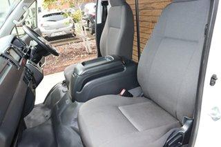 Toyota HiAce KDH201R LWB White 4 speed Automatic Van