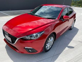2015 Mazda 3 BM5278 Maxx SKYACTIV-Drive Red 6 Speed Sports Automatic Sedan.