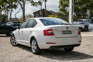 2016 Skoda Octavia NE MY17 Ambition Sedan DSG 110TSI White 7 Speed Sports Automatic Dual Clutch.