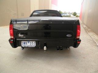 1999 Ford Falcon AU XR6 Ute Super Cab Silhouette 4 Speed Automatic Utility
