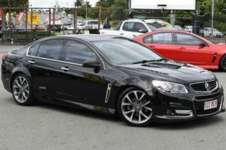 2013 Holden Commodore VF SS-V Black 6 Speed Automatic Sedan.