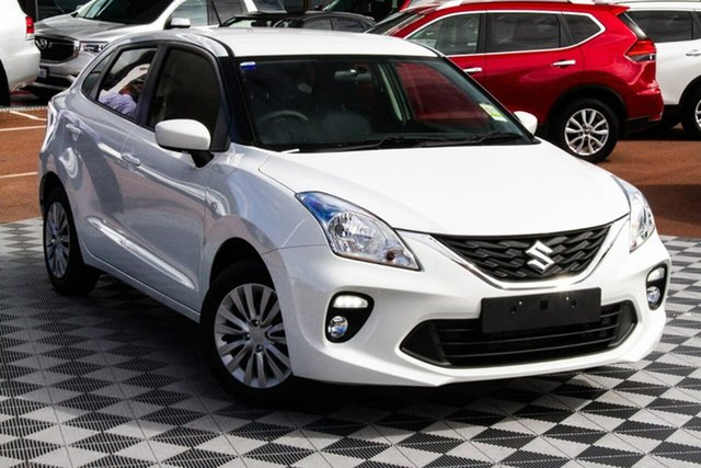 New Suzuki Baleno EW Series II GL Melville, 2021 Suzuki Baleno EW Series II GL White 4 Speed Automatic Hatchback
