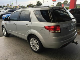 2012 Ford Territory SZ TS (4x4) Silver 6 Speed Automatic Wagon