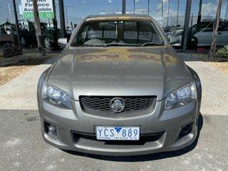 2010 Holden Commodore VE MY10 SV6 Grey 6 Speed Automatic Sedan.