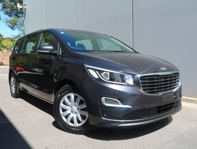 Used Kia Carnival YP MY20 S Reynella, 2020 Kia Carnival YP MY20 S Grey 8 Speed Sports Automatic Wagon