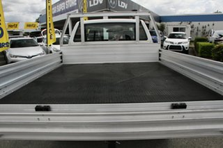 2019 Mazda BT-50 UR0YG1 XT Freestyle Cool White 6 Speed Sports Automatic Cab Chassis