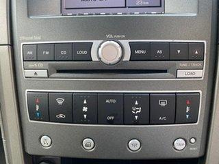 2007 Ford Territory SY Ghia Black Sports Automatic SUV