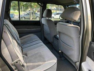 2003 Nissan Patrol GU III MY2003 ST Gold 4 Speed Automatic Wagon