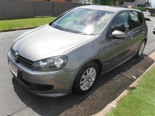 2011 Volkswagen Golf VI BlueMOTION  Grey 5 Speed Manual Hatchback