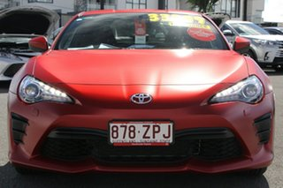 2017 Toyota 86 ZN6 GT Red 6 Speed Manual Coupe