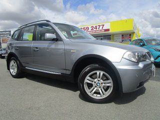 2005 BMW X3 E83 MY06 Steptronic Grey 5 Speed Sports Automatic Wagon