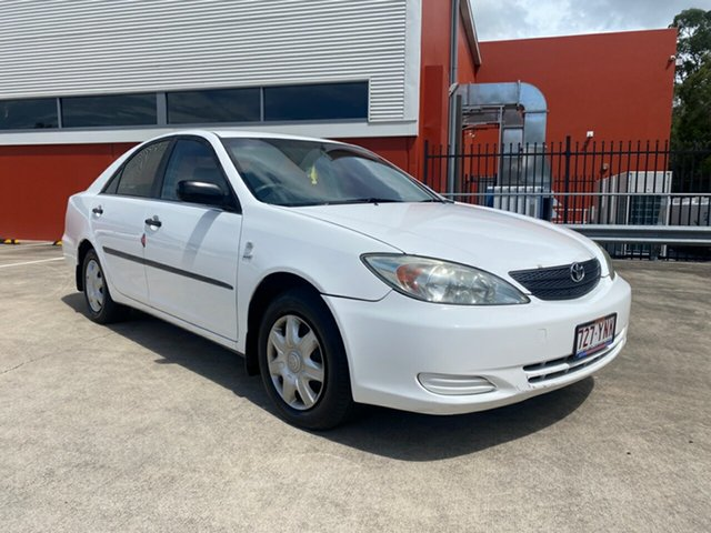 Used Toyota Camry ACV36R Altise Morayfield, 2004 Toyota Camry ACV36R Altise White 4 Speed Automatic Sedan