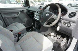 2007 Volkswagen Caddy 2KN SWB Grey 5 Speed Manual Van