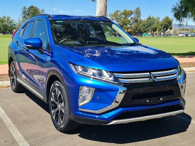 Used Mitsubishi Eclipse Cross YA MY18 LS 2WD Nailsworth, 2018 Mitsubishi Eclipse Cross YA MY18 LS 2WD Blue 8 Speed Constant Variable Wagon