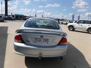 2002 Ford Falcon AU III XR6 VCT Silver 4 Speed Automatic Sedan
