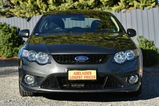 2008 Ford Falcon FG XR6 Grey 5 Speed Sports Automatic Sedan.
