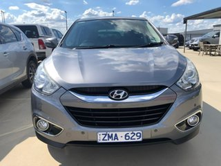 2013 Hyundai ix35 LM2 SE Grey 6 Speed Sports Automatic Wagon.