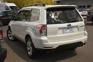 2009 Subaru Forester S3 MY09 XT AWD White 4 Speed Sports Automatic Wagon.