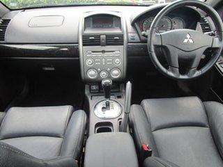 2005 Mitsubishi 380 DB GT Red 5 Speed Sports Automatic Sedan
