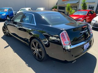 2012 Chrysler 300 LX MY12 C Luxury Black 5 Speed Sports Automatic Sedan.