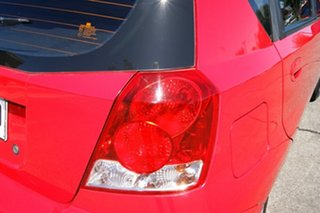 2007 Holden Barina TK MY08 Red 4 Speed Automatic Hatchback