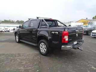 2014 Holden Colorado RG MY15 LTZ Crew Cab Black 6 Speed Automatic Utility