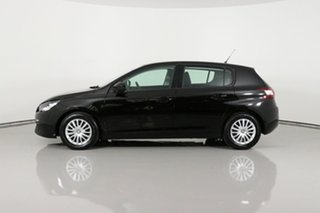 2016 Peugeot 308 T9 Access Black 6 Speed Automatic Hatchback