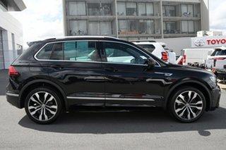 2018 Volkswagen Tiguan 5N MY18 162TSI DSG 4MOTION Highline Black 7 Speed.