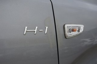2010 Hyundai iLOAD TQ-V Grey 5 Speed Manual Van
