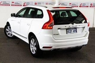 2016 Volvo XC60 DZ MY16 T5 Luxury White 8 Speed Automatic Wagon