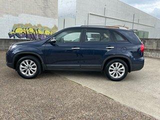 2013 Kia Sorento XM MY13 SLi (4x2) Blue 6 Speed Automatic Wagon
