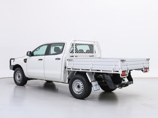 2016 Ford Ranger PX MkII XL 2.2 (4x4) White 6 Speed Manual Crew Cab Chassis