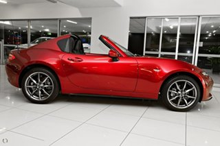 2021 Mazda MX-5 ND GT RF SKYACTIV-Drive Red 6 Speed Sports Automatic Targa
