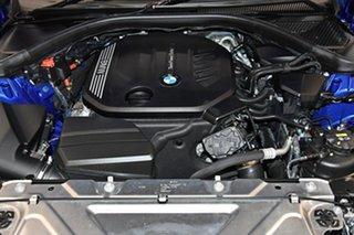 2019 BMW 3 Series G20 320d Steptronic M Sport Blue 8 Speed Sports Automatic Sedan