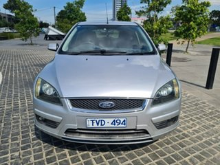 2006 Ford Focus LS LX Silver 4 Speed Sports Automatic Hatchback