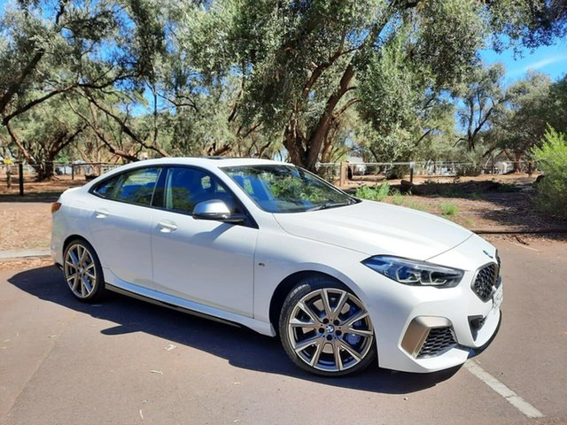 Used BMW 2 Series F44 M235i Gran Coupe Steptronic xDrive Adelaide, 2019 BMW 2 Series F44 M235i Gran Coupe Steptronic xDrive White 8 Speed Sports Automatic Sedan