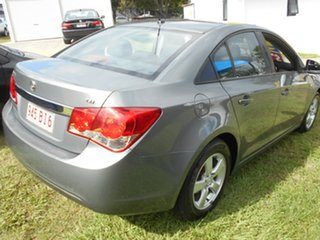2010 Holden Cruze JG CD Grey 5 Speed Manual Sedan