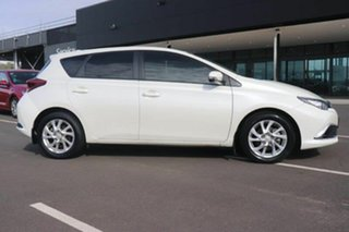 2015 Toyota Corolla ZRE182R Ascent Sport S-CVT Blizzard 7 Speed Constant Variable Hatchback.