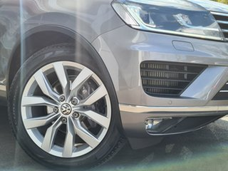 2017 Volkswagen Touareg V6 TDI Grey 8 Speed Automatic Wagon.