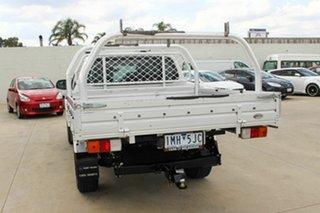 2017 Mitsubishi Triton MQ MY18 GLX Double Cab 4x2 White 5 Speed Sports Automatic Utility