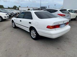 2002 Toyota Camry MCV20R Advantage White 4 Speed Automatic Sedan