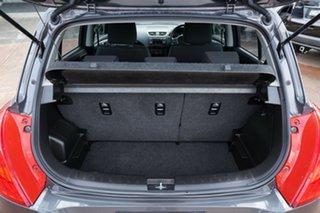 2015 Suzuki Swift FZ GL Grey 4 Speed Automatic Hatchback