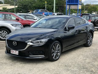 2018 Mazda 6 GL1032 GT SKYACTIV-Drive Black 6 Speed Sports Automatic Sedan