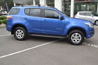 2017 Holden Trailblazer RG MY18 LT Blue 6 Speed Sports Automatic Wagon
