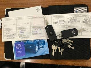 2008 Mazda BT-50 UNY0E4 DX+ Freestyle White 5 Speed Manual Utility