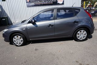 2009 Hyundai i30 FD MY09 SX Steel Grey 4 Speed Automatic Hatchback.
