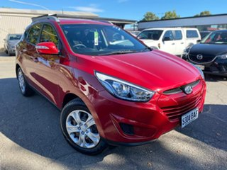 2013 Hyundai ix35 LM3 MY14 Active Red 6 Speed Sports Automatic Wagon.